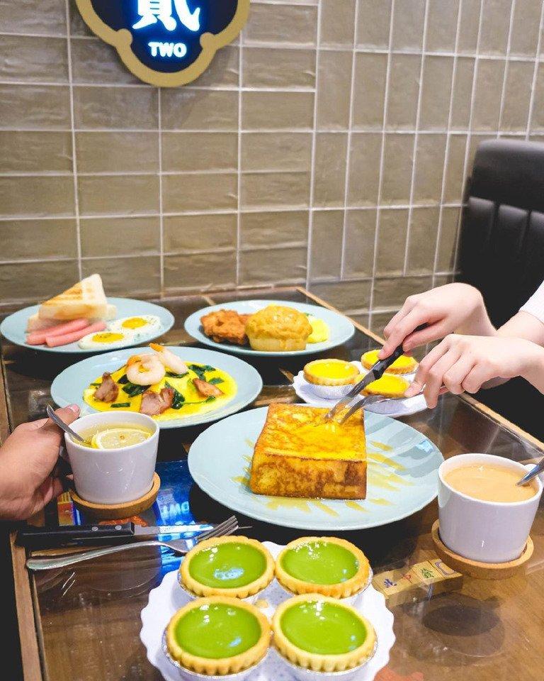 Holland Village Food Tai Cheong Bakery