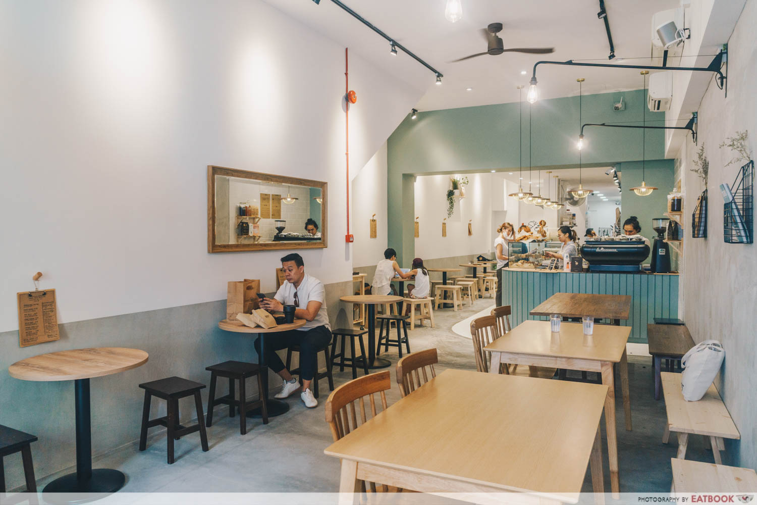 Baker's Bench Bakery - Ambience