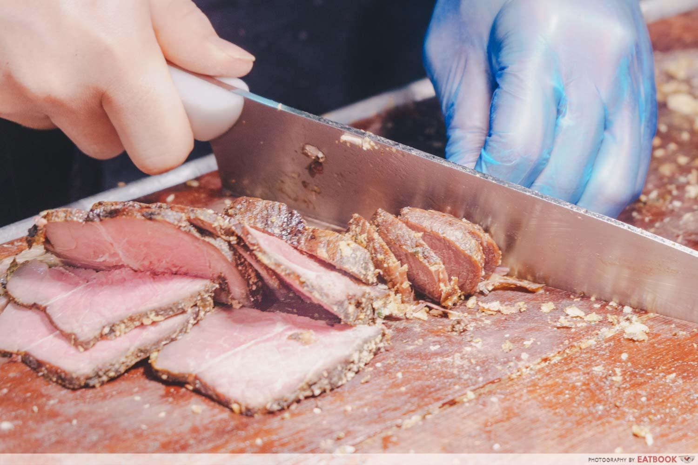 Buffet Town Roast Beef