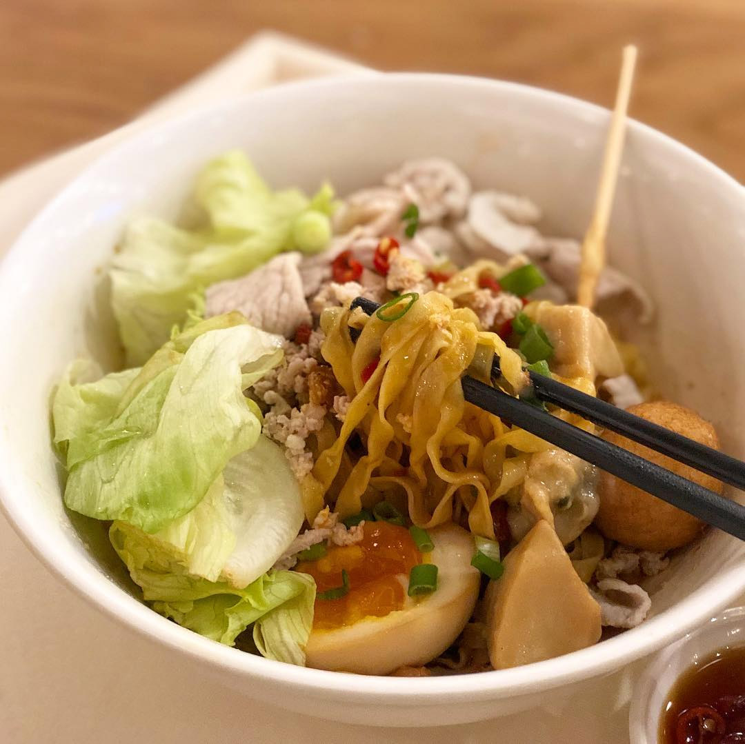 Causeway Point Lam's Abalone Noodles