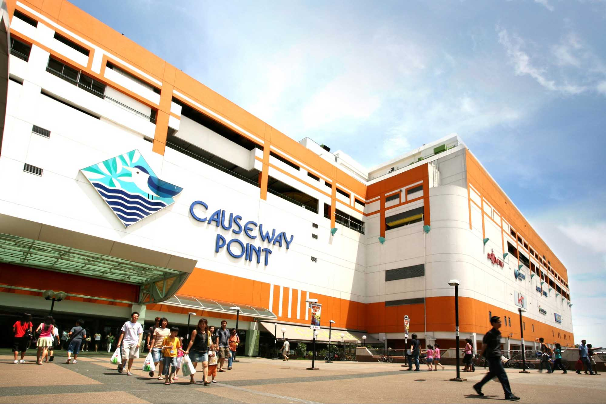 Causeway Point Old