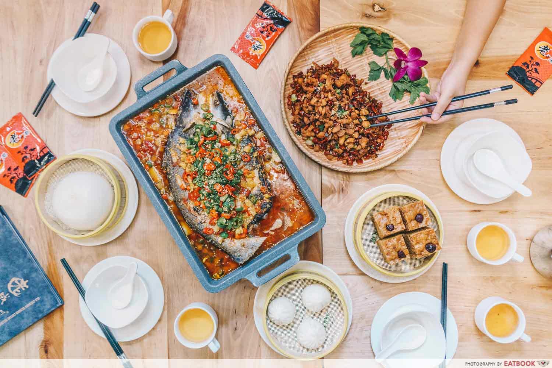 Chinese Food Spots - Old Chengdu Sichuan Cuisine Restaurant