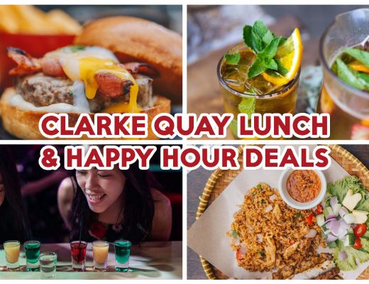Clarke Quay Deals - Feature Image