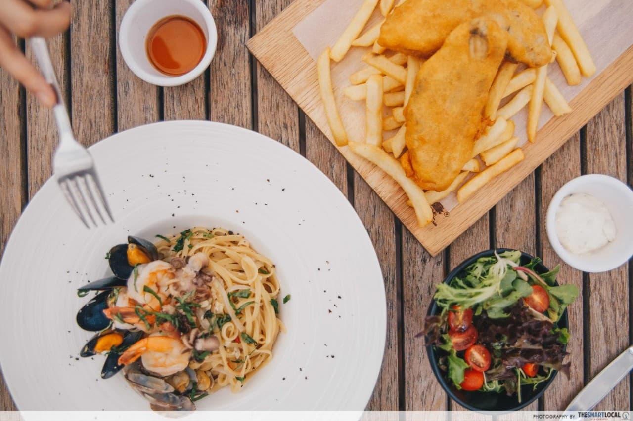 Clarke Quay Deals - Fremantle Seafood Market
