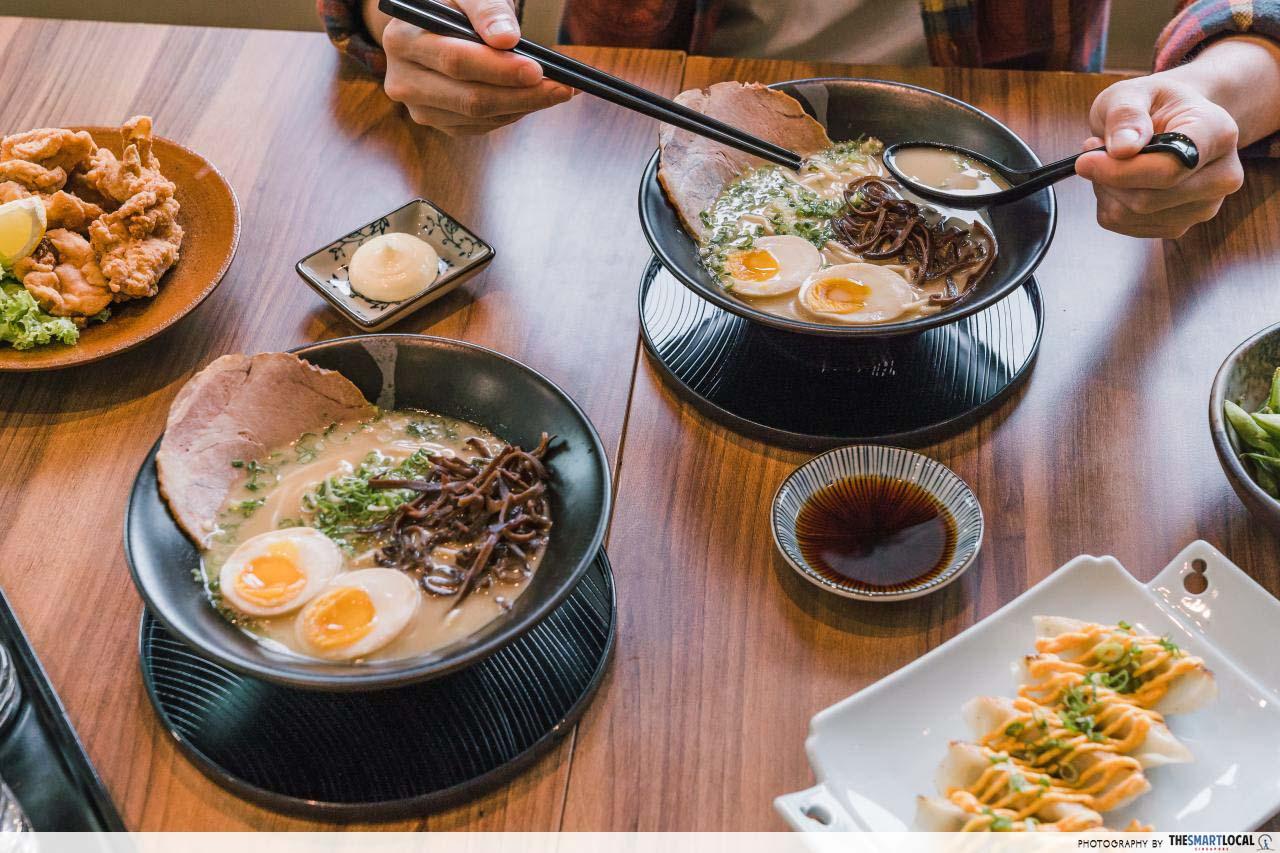 Clarke Quay Deals - Ramen Champion VS Japan Food