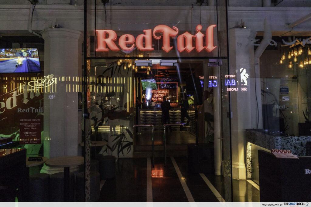 Clarke Quay Deals - RedTail