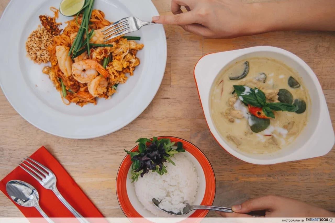 Clarke Quay Deals - Talay Thai