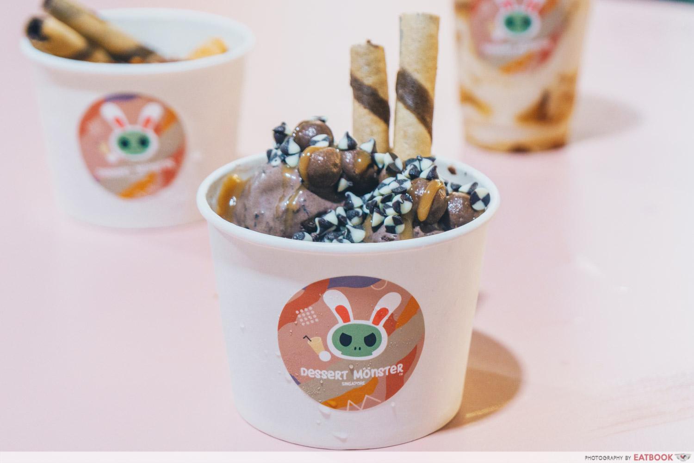 Dessert Monster - Double Choco