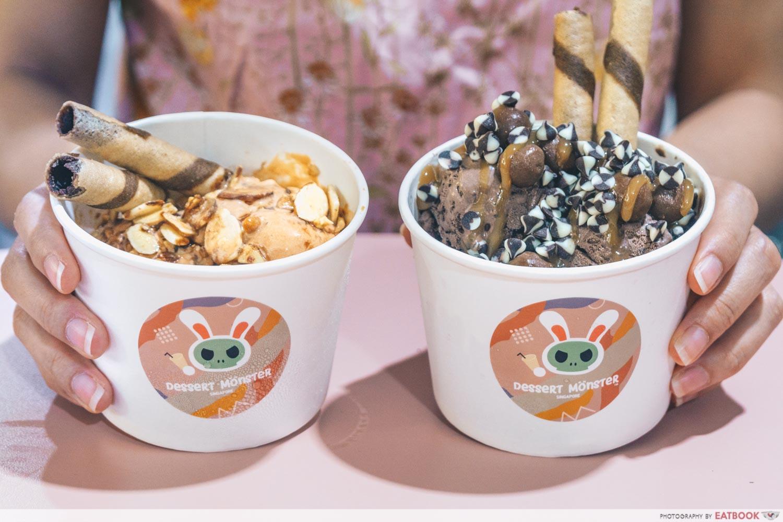 Dessert Monster - Ice Cream