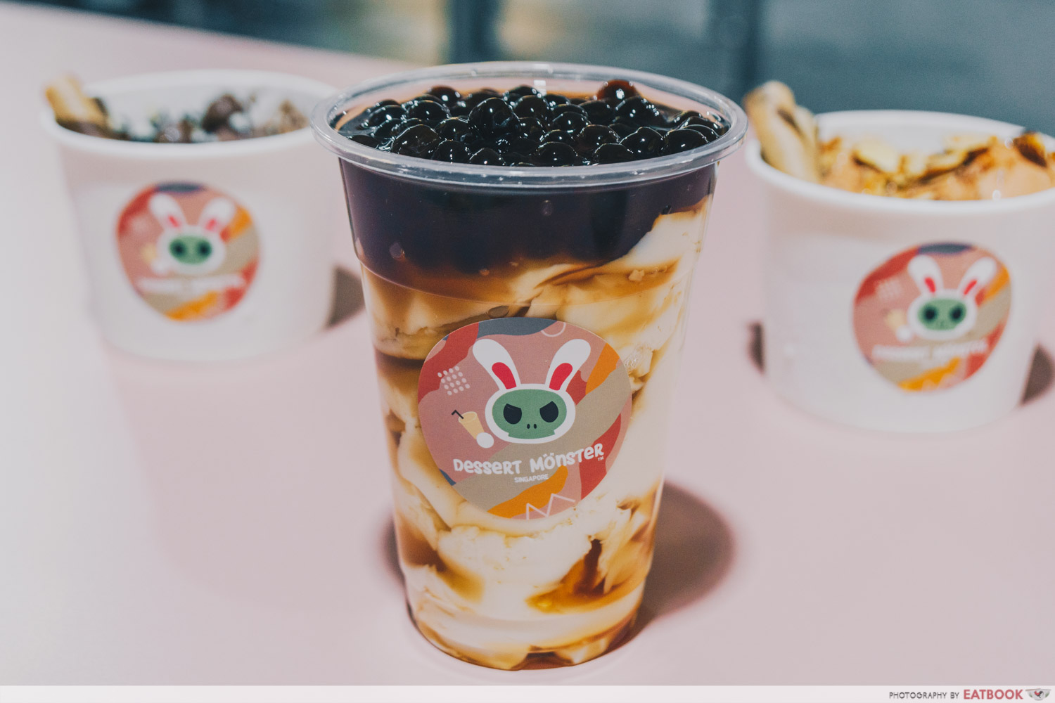 Dessert Monster - Pearly Taho