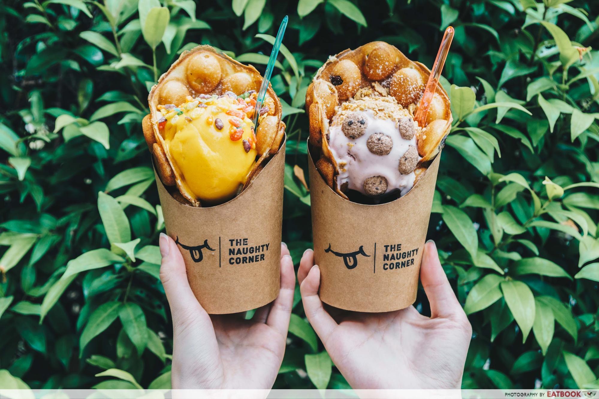 Eatbox 2020 - The Naughty Corner