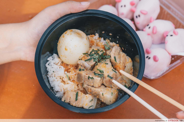 Eatbox Singapore 2020 - D'Bun
