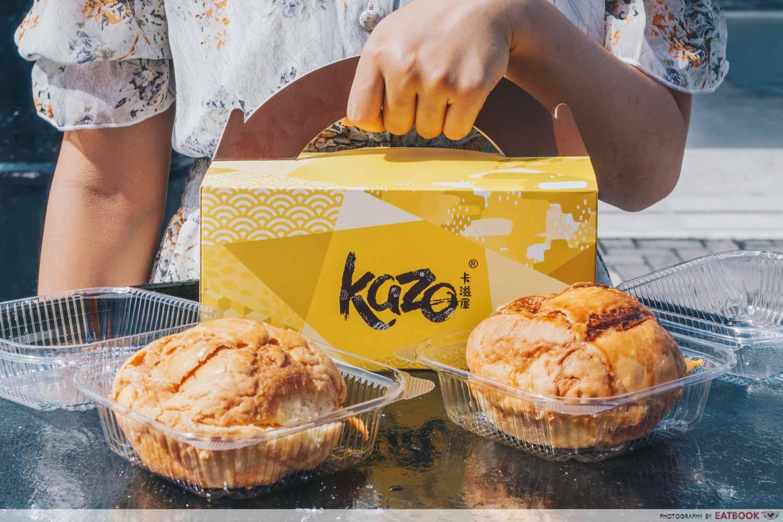 Eatbox Singapore 2020 - Kazo