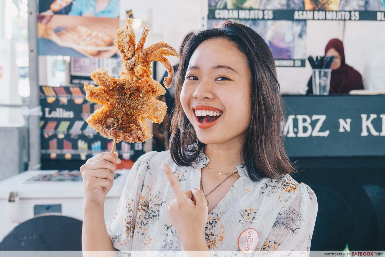 Eatbox Singapore 2020 - Krumbz N Kraves