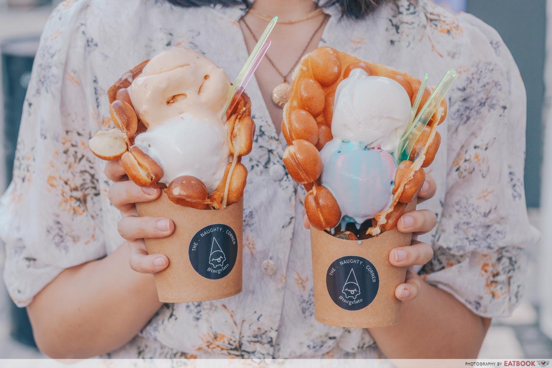 Eatbox Singapore 2020 - The Naughty Corner Gelato