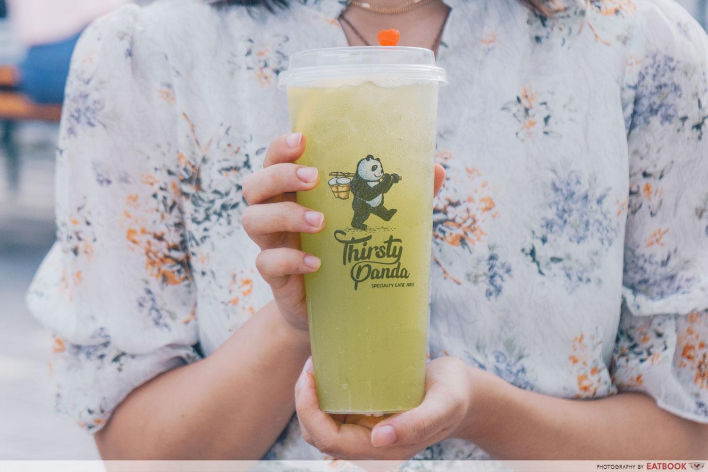 Eatbox Singapore 2020 - Thirsty Panda