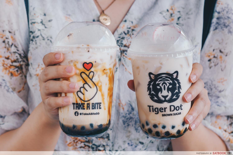 Eatbox Singapore 2020 - Tiger Dot