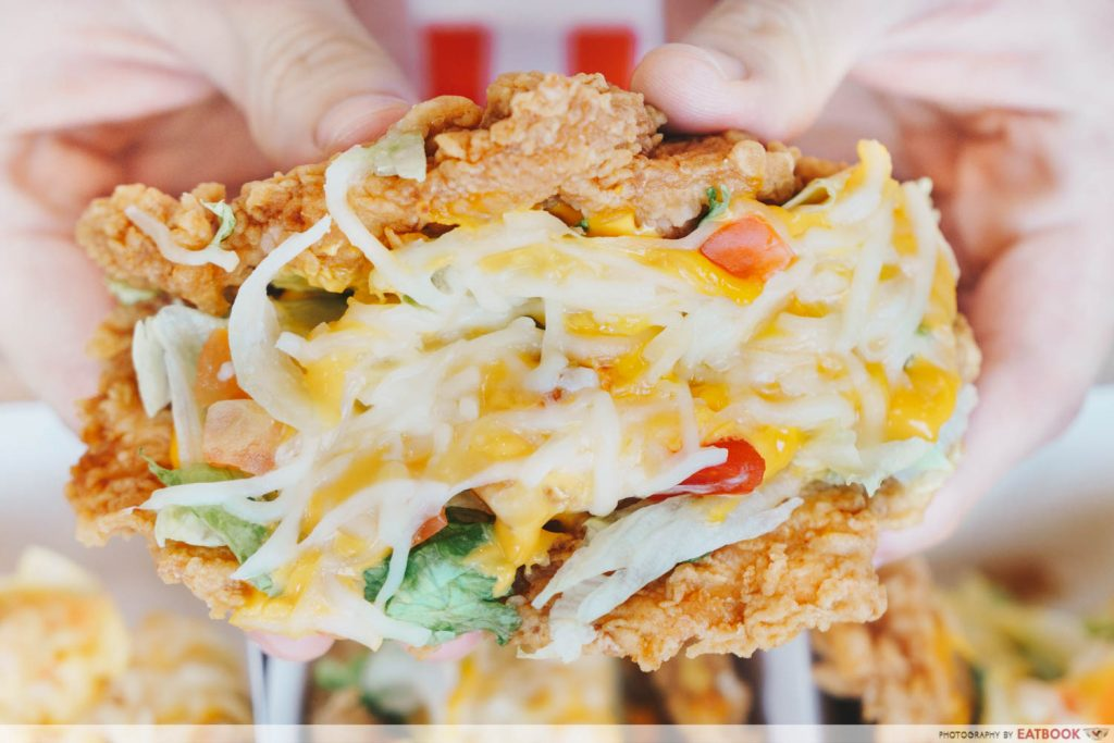 KFC Kentaco Fried Chicken