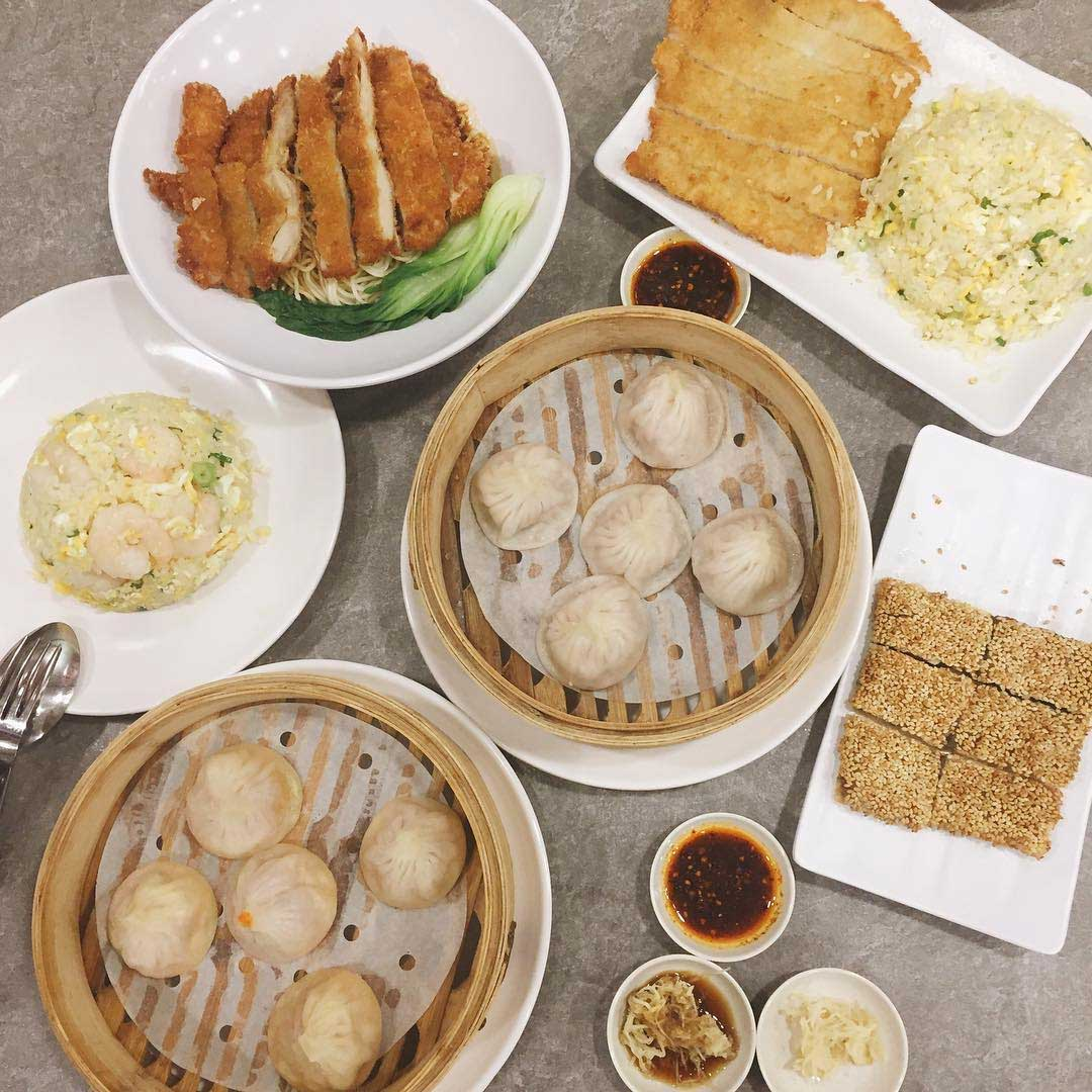 Kallang Wave Mall-Ju Hao Xiao Long Bao