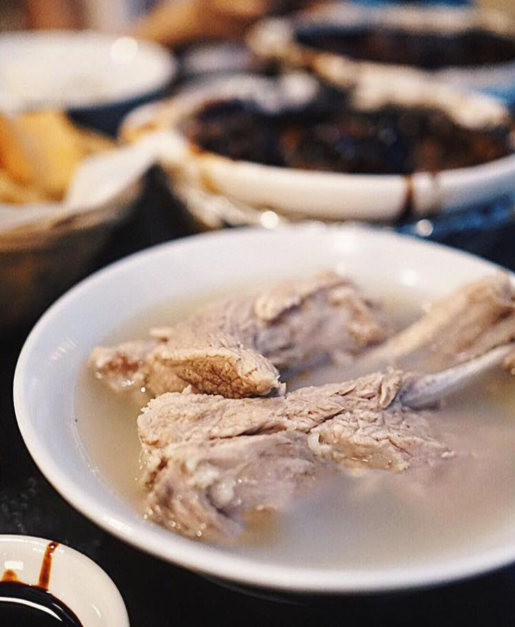 Kallang Wave Mall-Old Street Bak Kut Teh