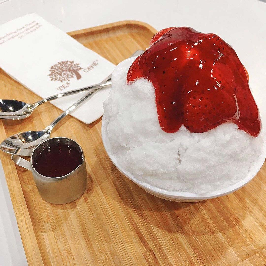 Kallang Wave Mall-Tea Tree Kakigori