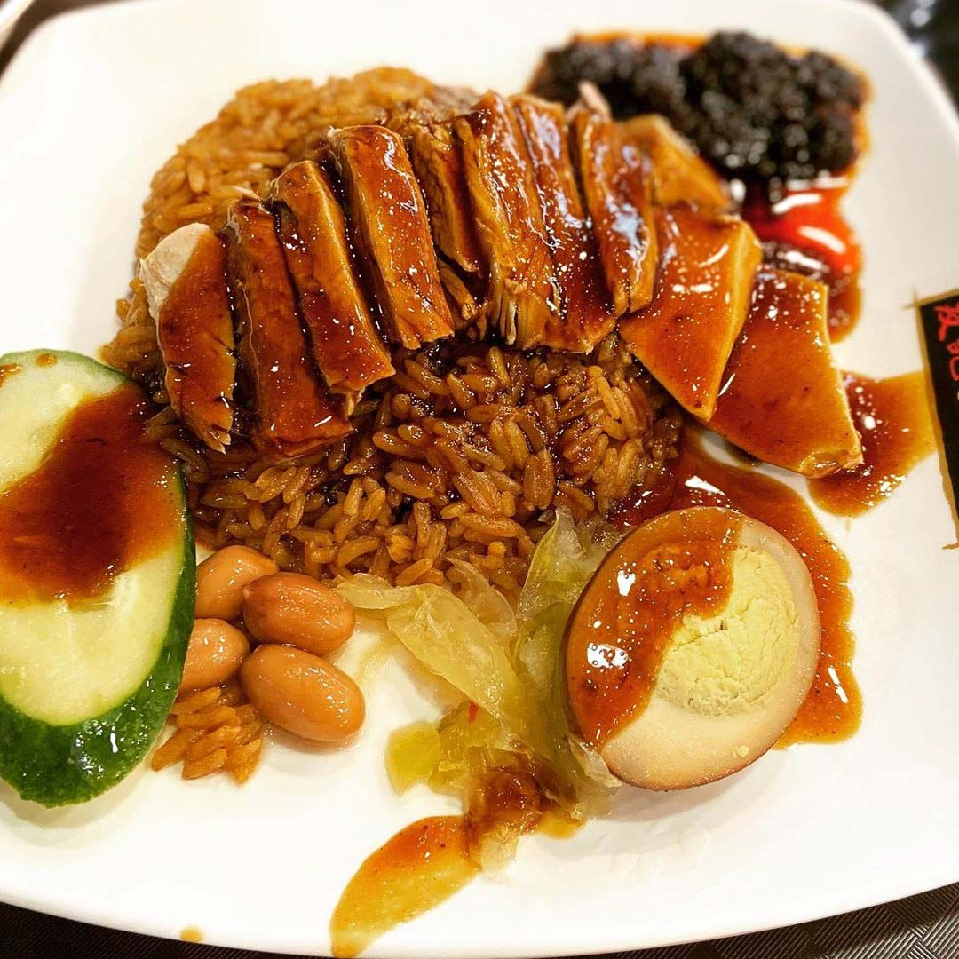 Kallang Wave Mall-Yu Kee Specialities Duck rice