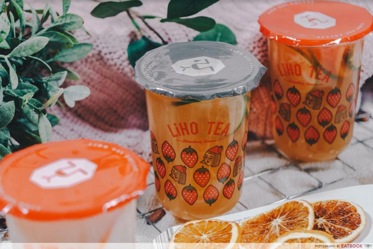 LiHO-Fruit tea