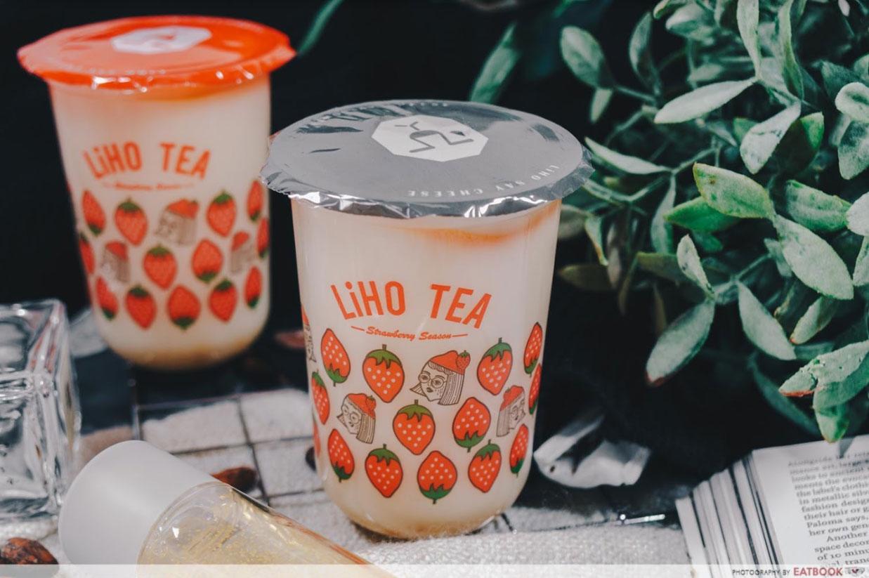 LiHO-Milk tea