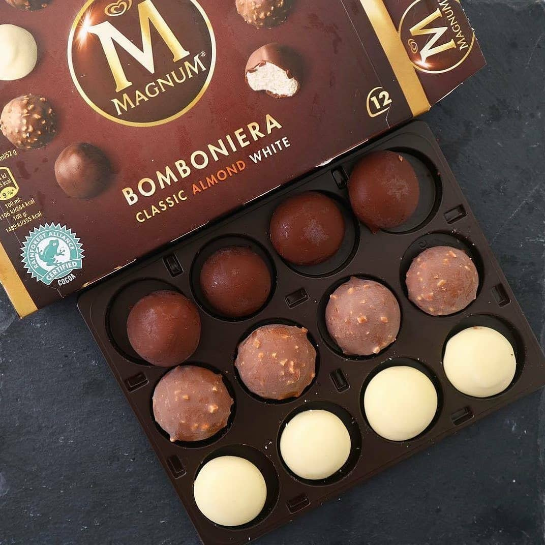 Magnum Bomboniera - Box and Flavours