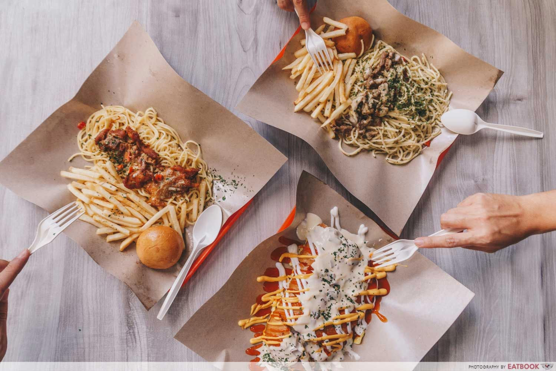 New Restaurants March 2020 - Asyraf's Halal Corner