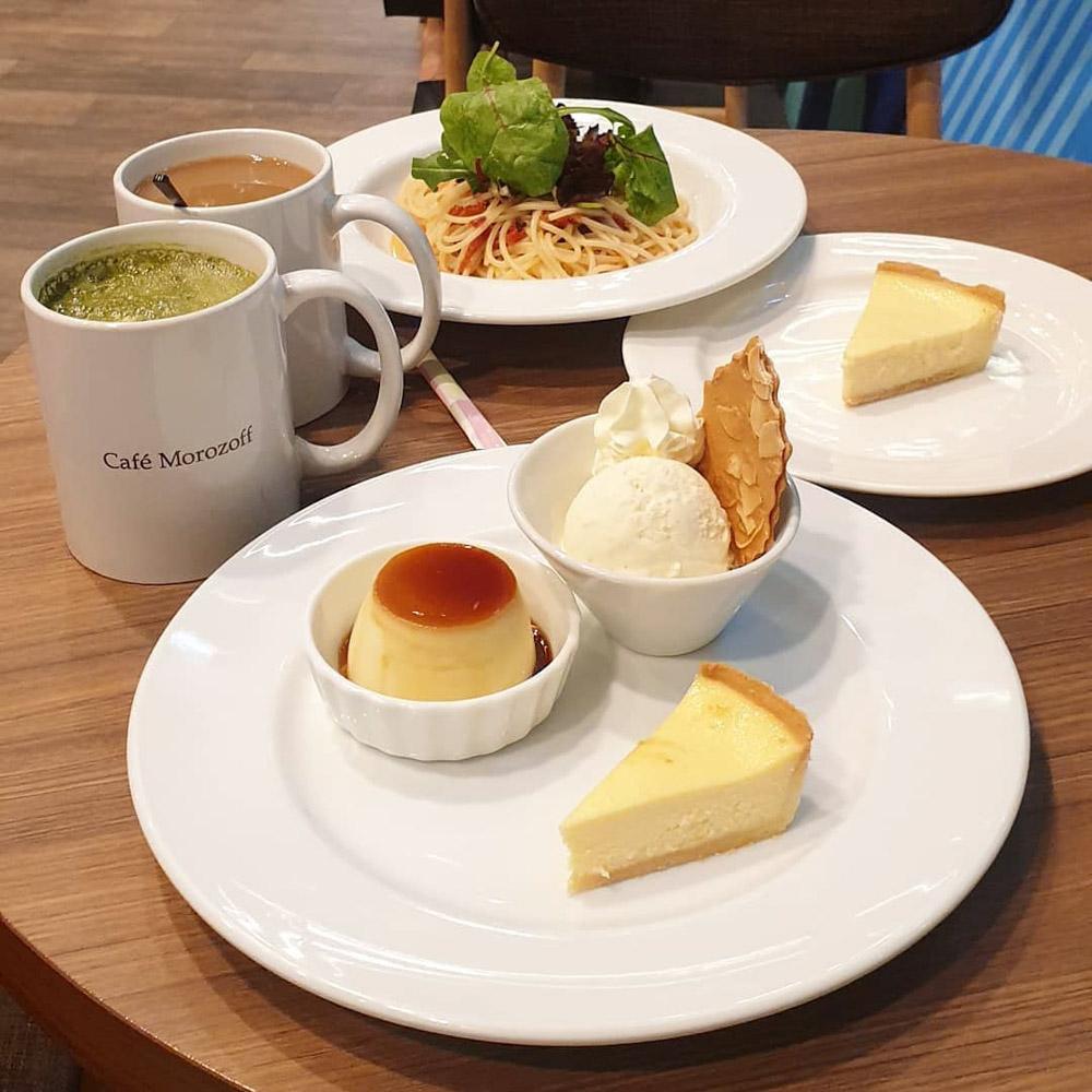 Cafe Morozoff