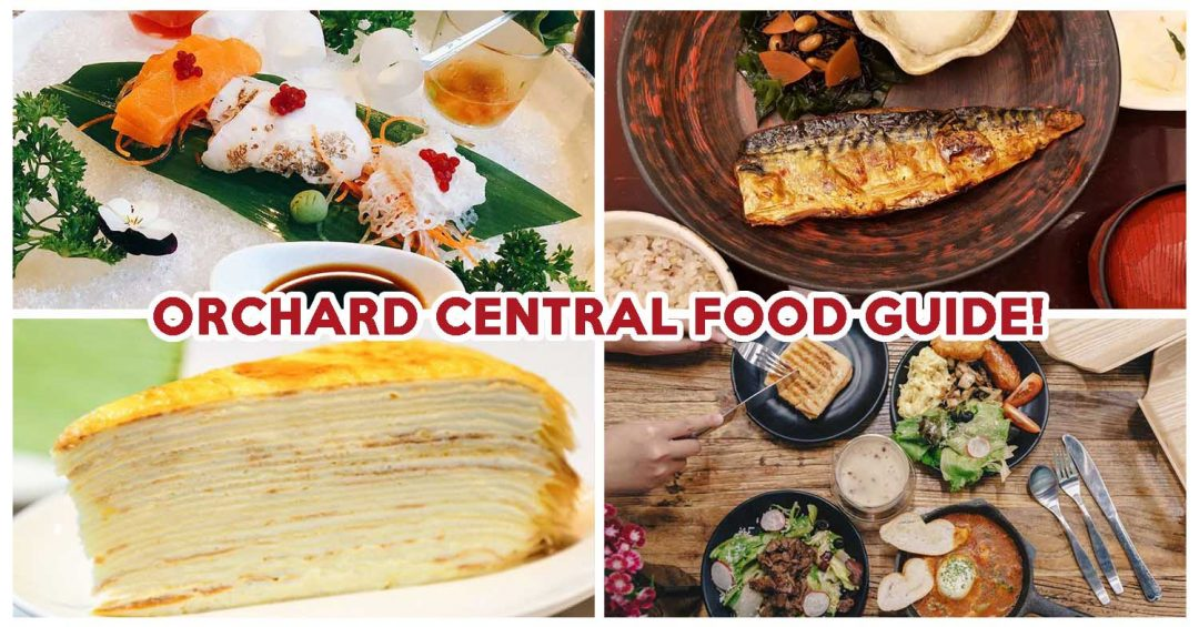 Orchard Central Food Featured Image