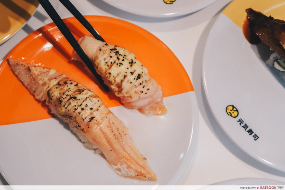 Orchard Central Food Genki Sushi