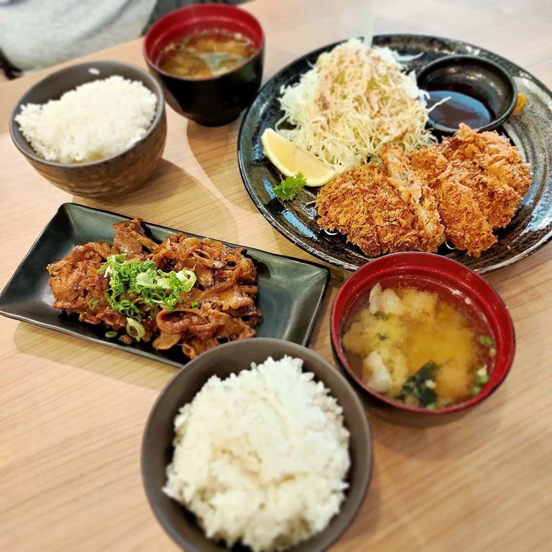 Cutlet and Miso Soup - Gochi So Shokudo