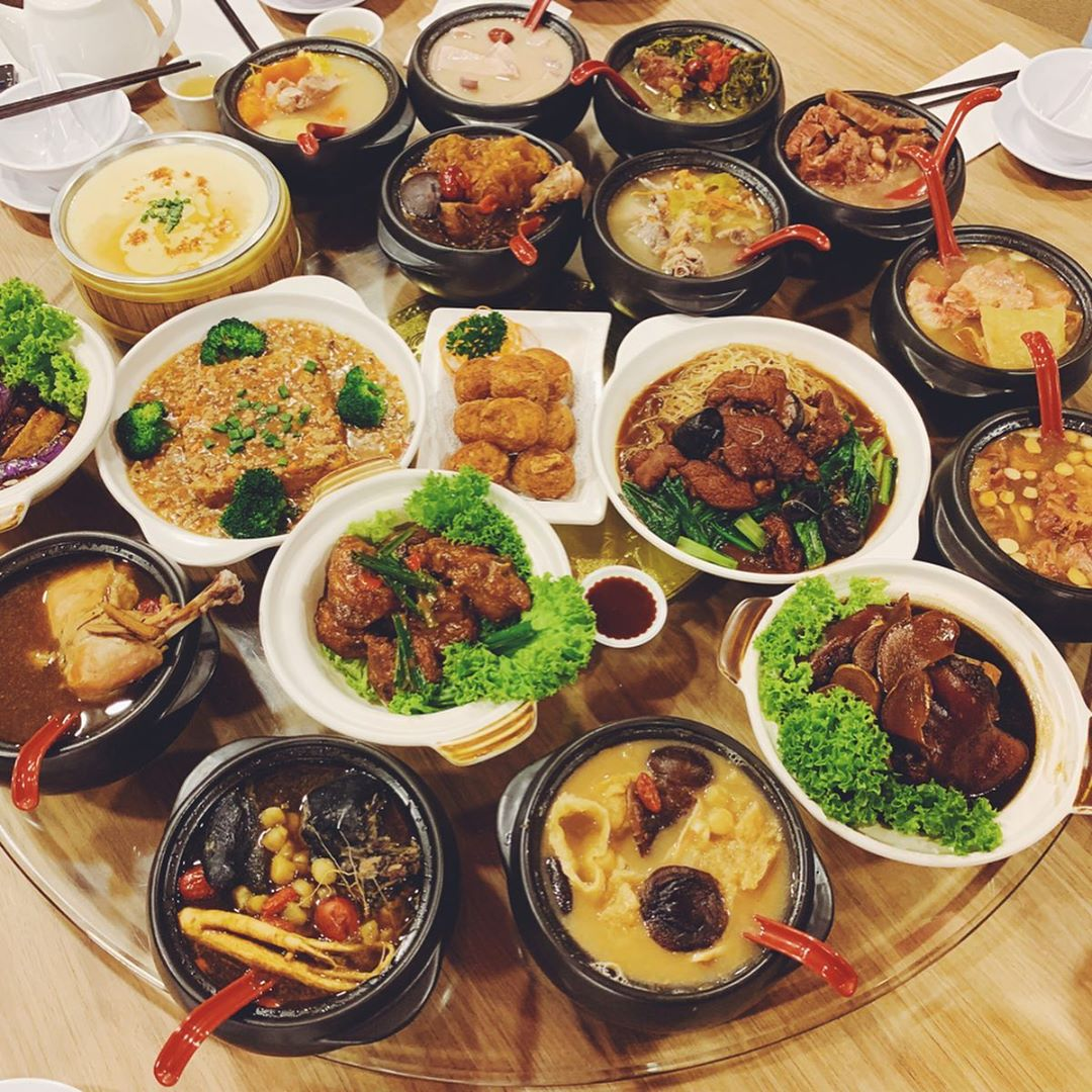 Chinese dishes - lao huo tang