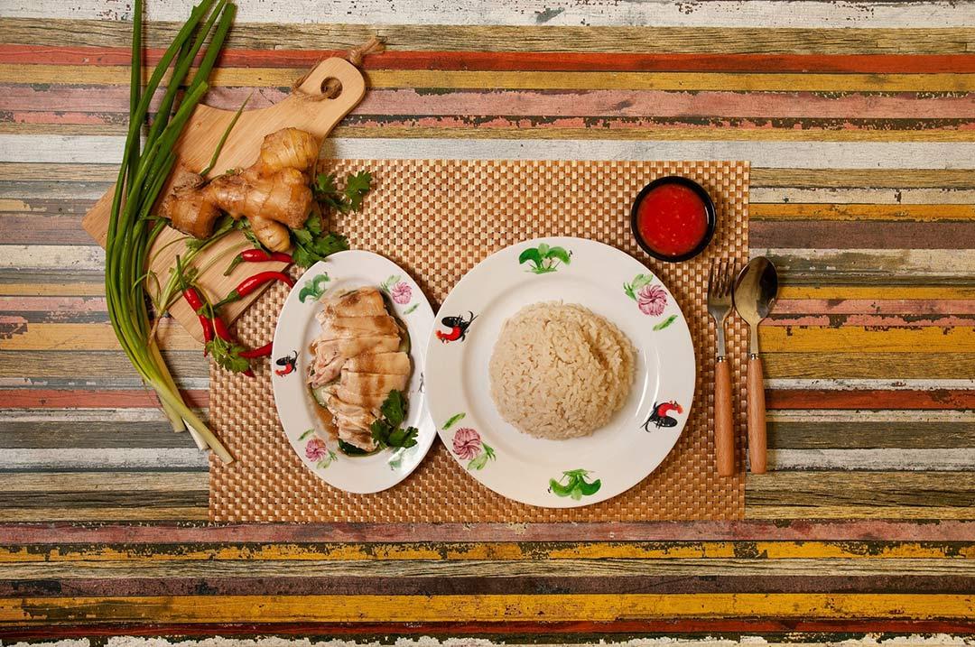 Chicken Rice - My Kampung