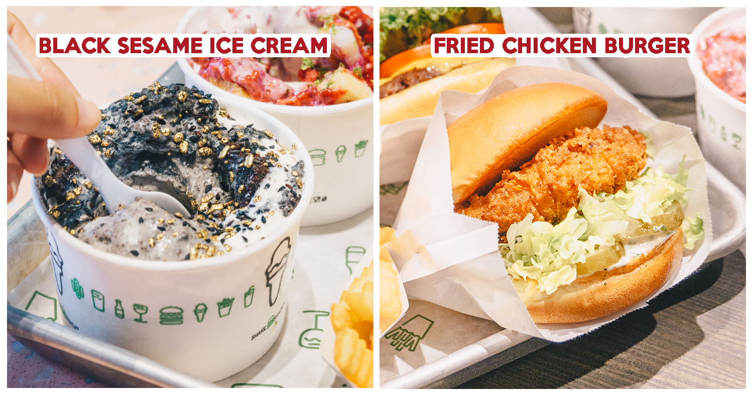 Shake Shack Outram - Feature Image