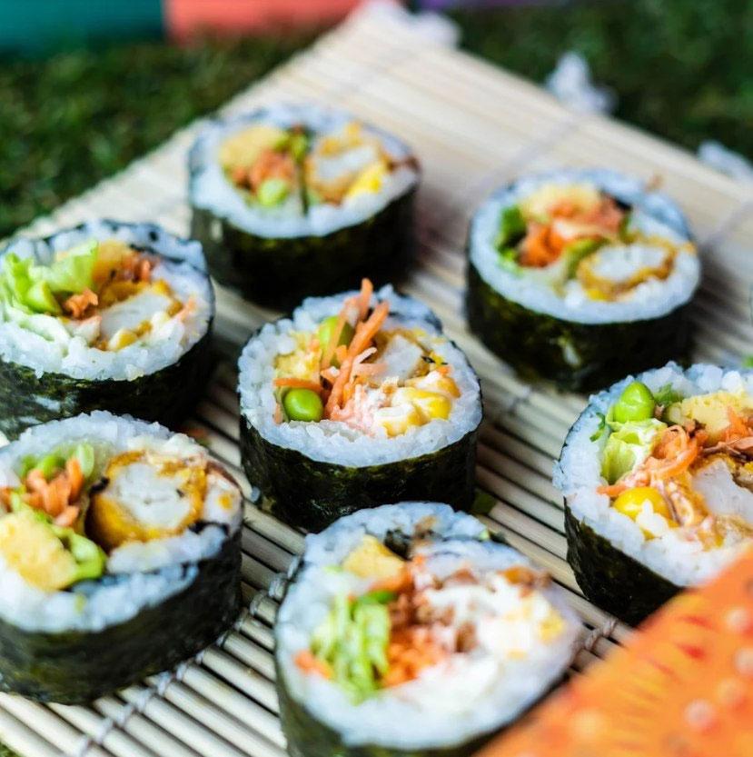 Shopback Go - Maki san - Sushi Rolls