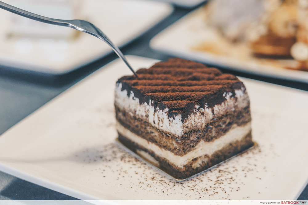 Three's A Crowd - Tiramisu