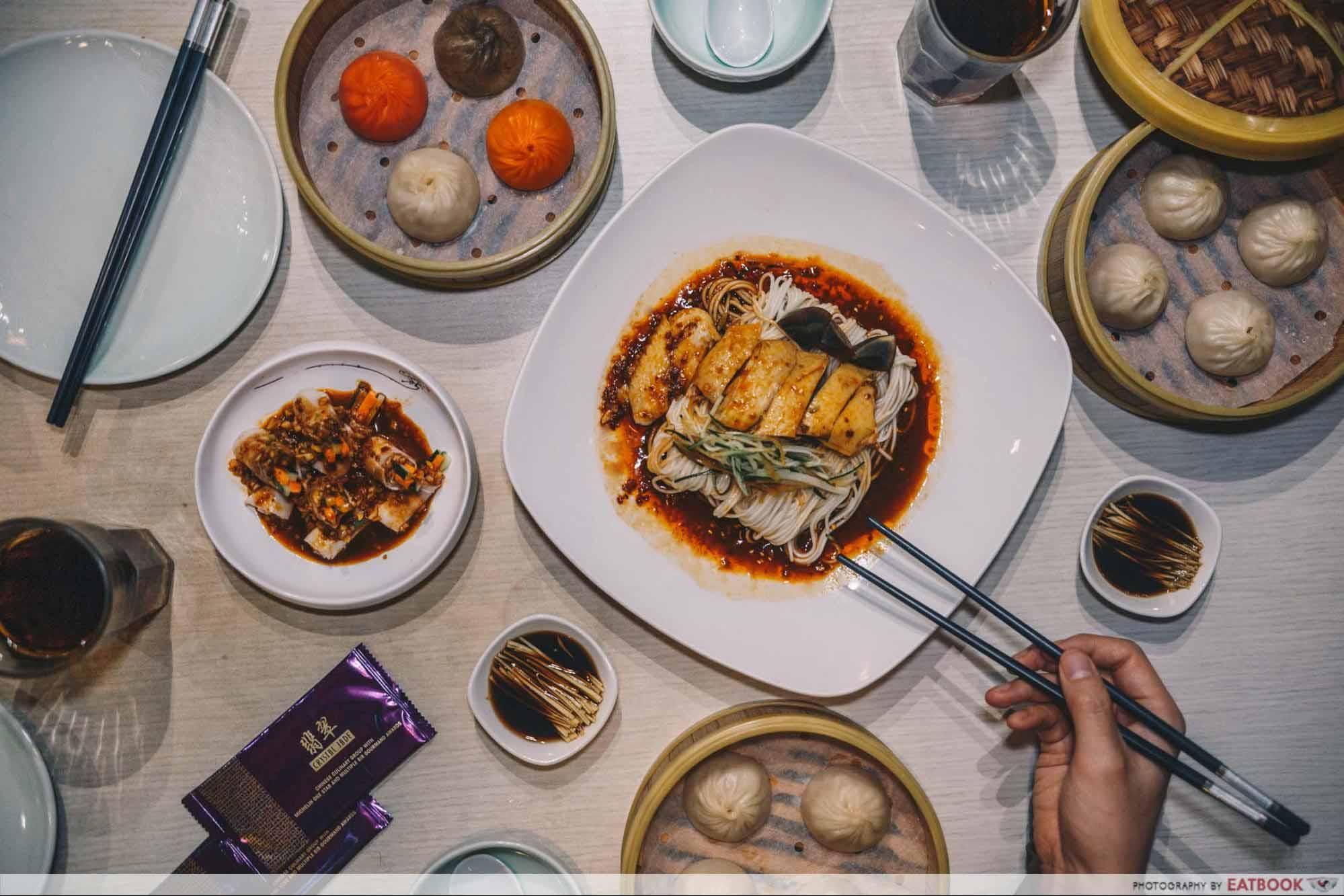 Chinese Food Spots - Crystal Jade Jiang Nan
