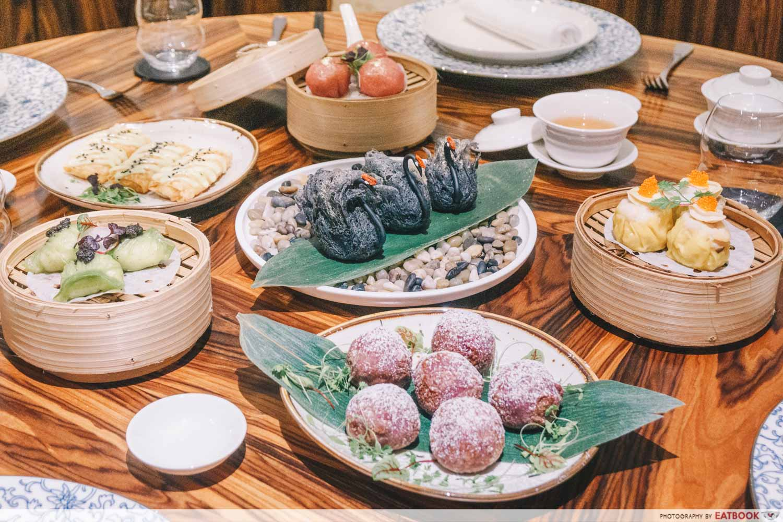 Chinese Food Spots - Man Fu Yuan
