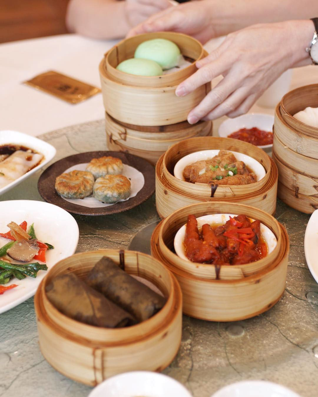 Chinese Food Spots - Swatow Garden