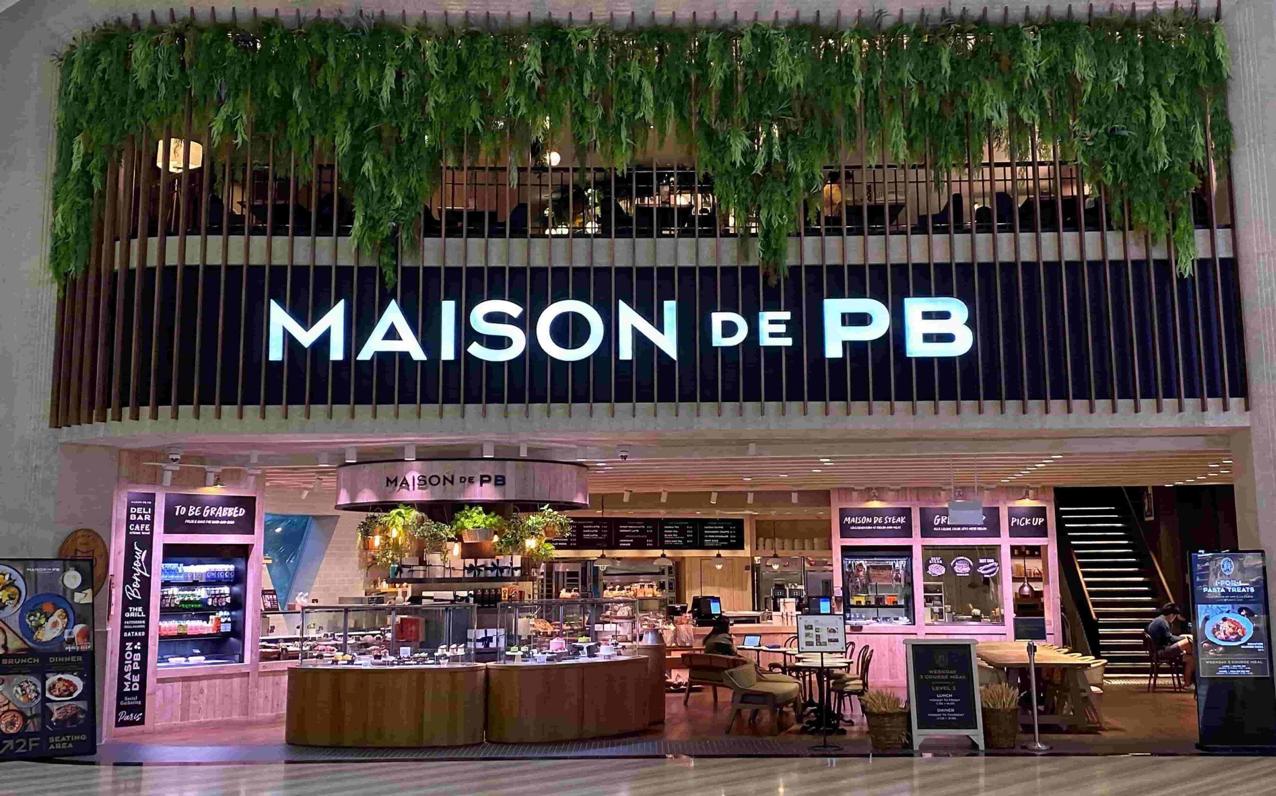 1-for-1 royal pudding - maison de pb