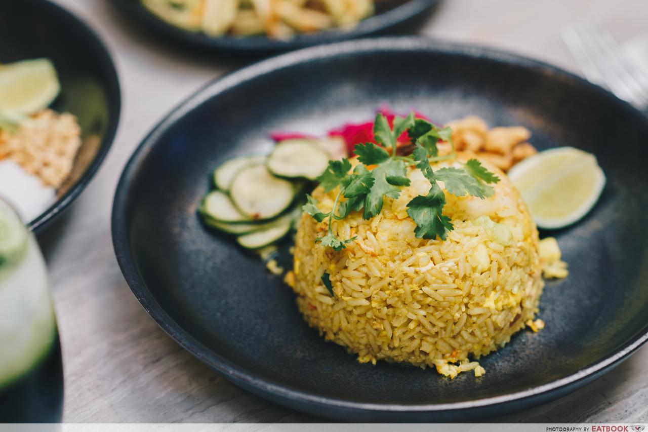 Bangkok Jam 1-for-1 Ala Carte Buffet - Pineapple Fried Rice