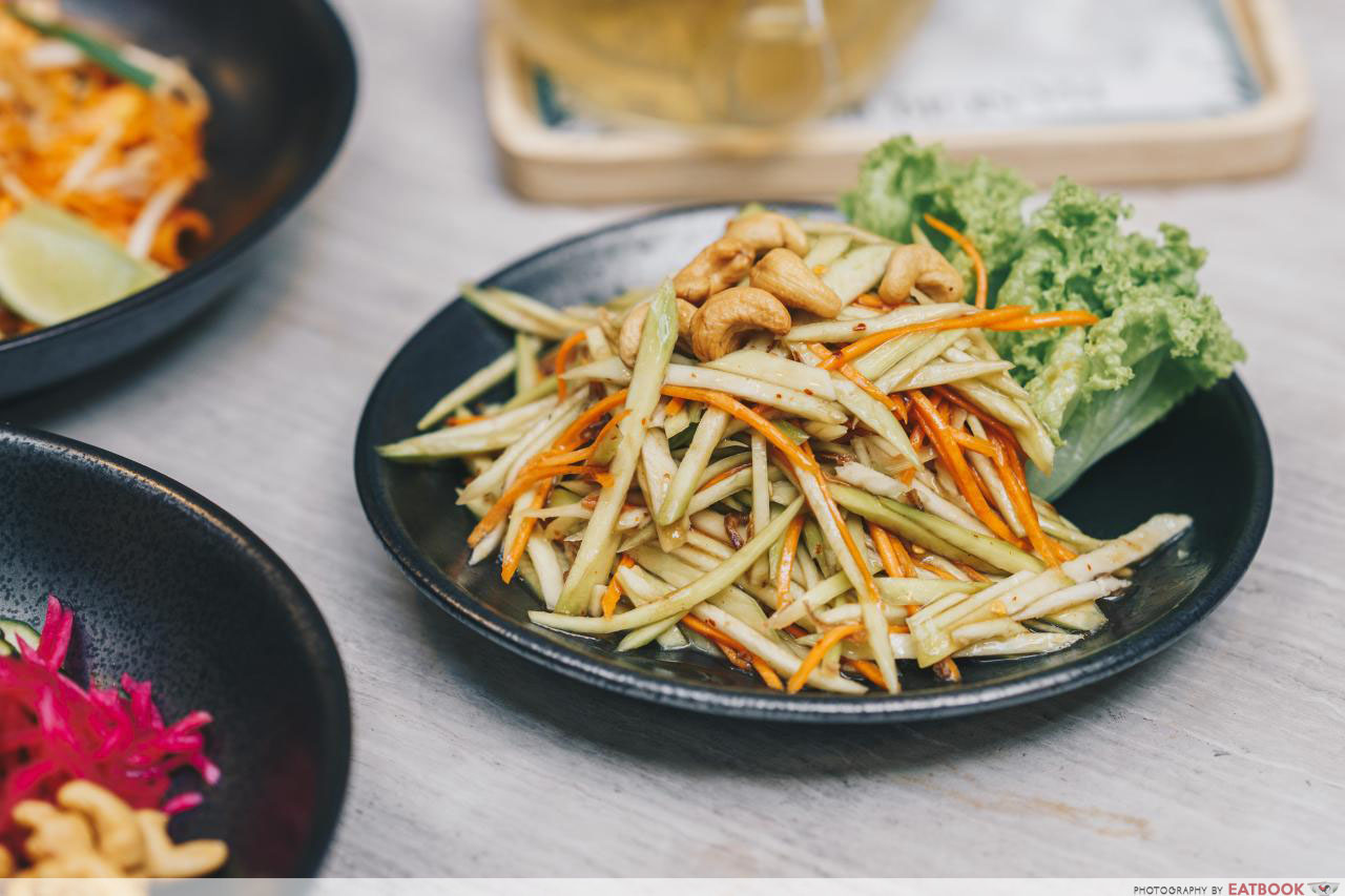 Bangkok Jam 1-for-1 Ala Carte Buffet - Spicy Mango Salad