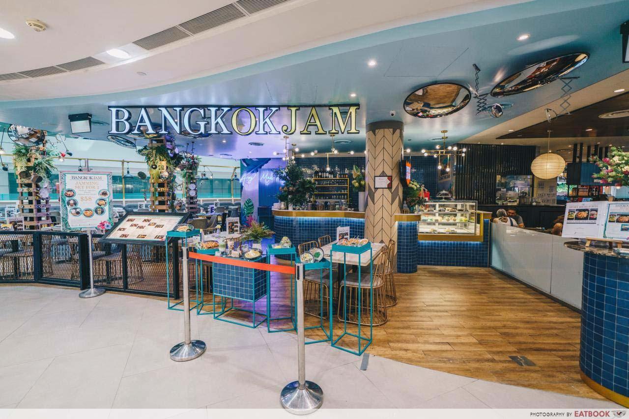Bangkok Jam 1-for-1 Ala Carte Buffet - Storefront