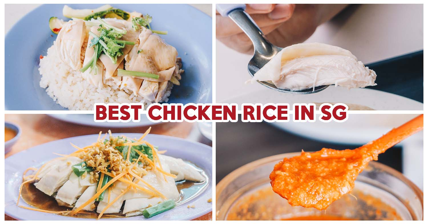 10 Best Chicken Rice In Singapore Ranked Including Tian Tian And Boon Tong Kee Eatbook Sg New Singapore Restaurant And Street Food Ideas Recommendations
