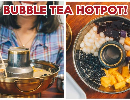 Bubble Tea Hotpot - Feature Image