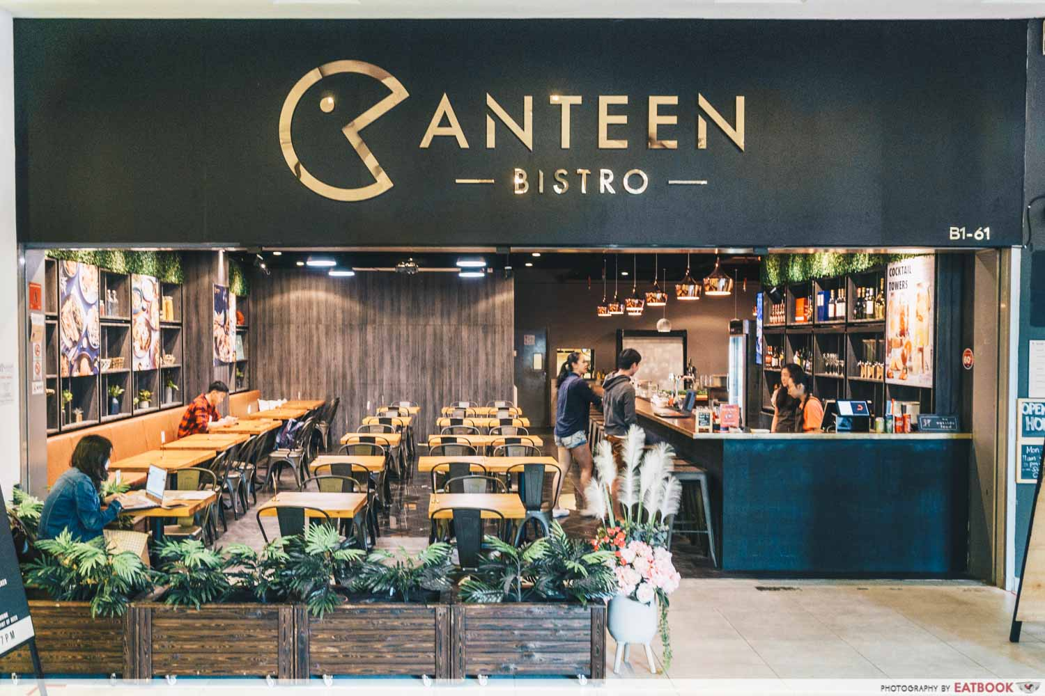 Canteen Bistro - Storefront