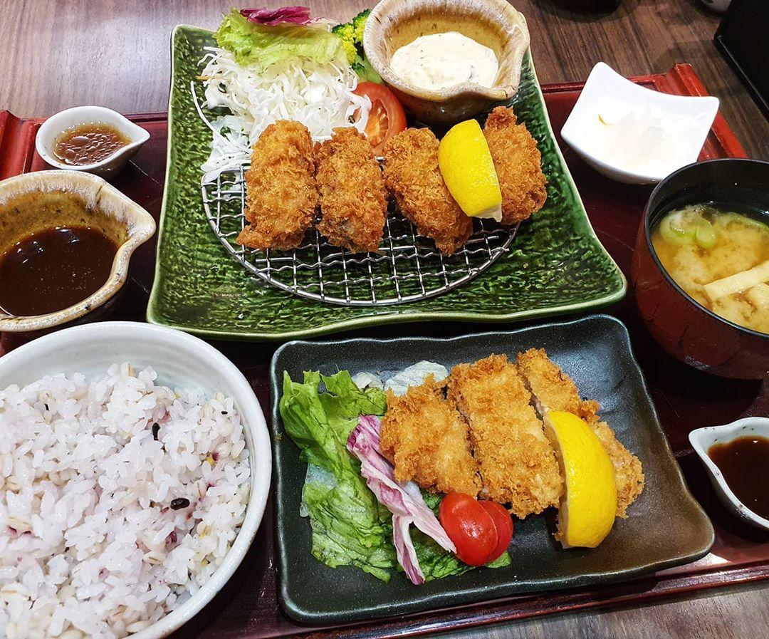 Ootoya Japanese Restaurant teishoku